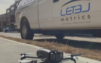 From shovels to the stratosphere: The history of how Letel Metrics' drone applications became your full project-management package.