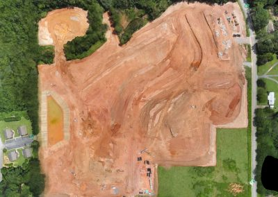 Dawsonville Tract – Magnum Contracting