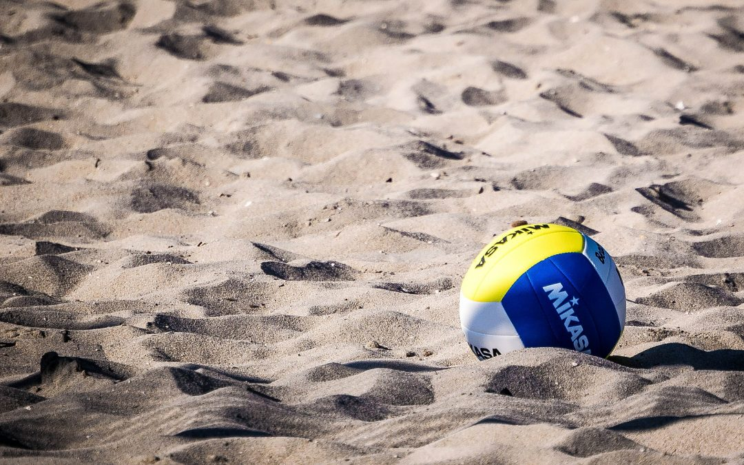 LETELmetrics partners with Strack, Inc, others, to build new beach volleyball court for LaGrange College.